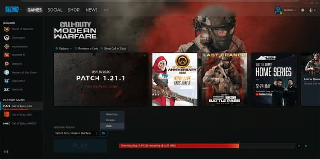 modern warfare unable to access online services xbox