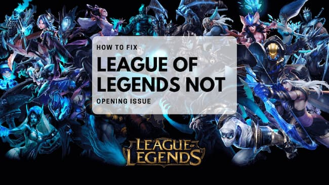league client not opening