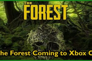 The Forest Xbox One