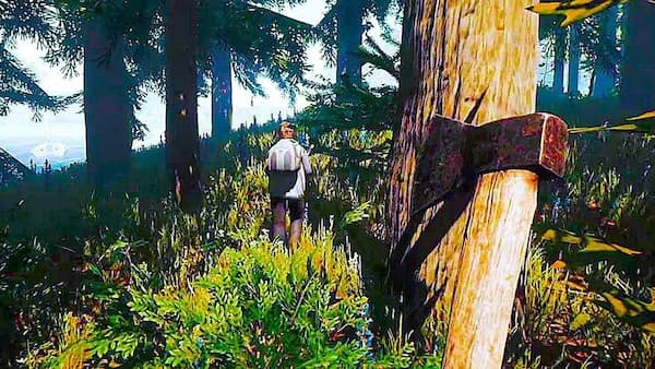 how to play the forest with xbox one controller on pc