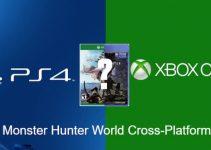 is monster hunter world cross platform