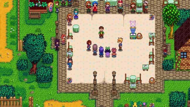 is stardew valley multiplayer cross-platform