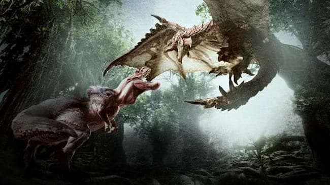 monster hunter world cross platform