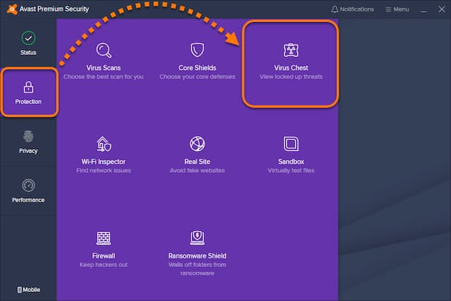 what is idp.generic avast