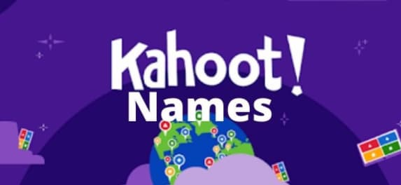 best funny names for kahoot