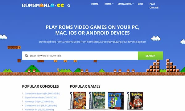 what are the best rom sites