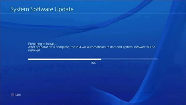 why does my ps4 keep beeping