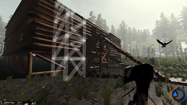 the forest mod menu